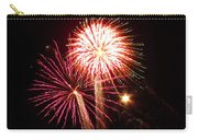 Firework Bouquet Carry-all Pouch