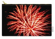Firework Fireball Carry-all Pouch