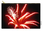 Firework Hibiscus Carry-all Pouch