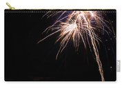 Fireworks   Carry-all Pouch by James BO  Insogna