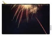 Fireworks 49 Carry-all Pouch by James BO  Insogna