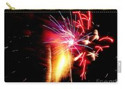 Fireworks Abstract #8 Carry-all Pouch