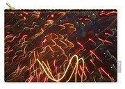 Fireworks Against The Stars Carry-all Pouch