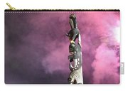 Fireworks And Totem Pole Carry-all Pouch