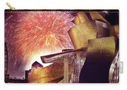 Fireworks At Guggenheim Carry-all Pouch