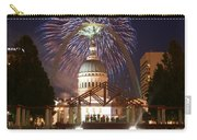 Fireworks At The Arch 1 Carry-all Pouch