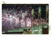 Fireworks At The Jake Carry-all Pouch