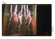 Fireworks At Toronto City Hall Carry-all Pouch