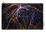 Fireworks Celebration  Carry-all Pouch by Garry Gay