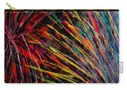 Fireworks In Bled Carry-all Pouch