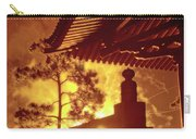 Fireworks, Japan Pavilion, Epcot, Walt Disney World Carry-all Pouch