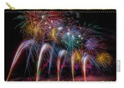 Fireworks Line Carry-all Pouch