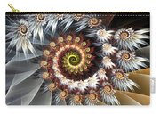 Fireworks Of Isis Carry-all Pouch by Amorina Ashton