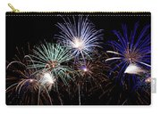 Fireworks Over Lake #14 Carry-all Pouch