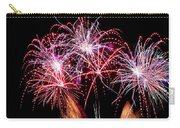 Fireworks Over Lake #15 Carry-all Pouch