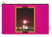 Fireworks Over The Las Vegas Strip Carry-all Pouch