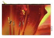 Firey Lily Carry-all Pouch