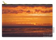 Firey Sunset Sky Carry-all Pouch