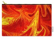 Firing Up Abstract  Carry-all Pouch