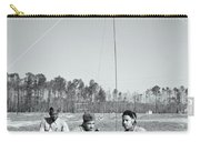 First African American United States Marines 1942 Carry-all Pouch