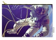First American Walking In Space, Edward Carry-all Pouch