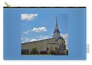 First Baptist Church - Pflugerville Texas Carry-all Pouch