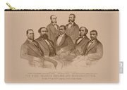 First Colored Senator And Representatives Carry-all Pouch