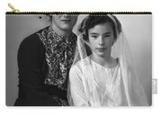 First Communion And Mom Carry-all Pouch