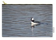 First Day Of Spring Bufflehead2 Carry-all Pouch