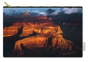 First Light - Grand Canyon Carry-all Pouch
