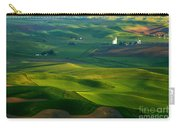 First Light On The Palouse Carry-all Pouch