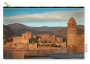First Light Over Collioure Carry-all Pouch