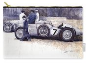 1950 First Met Up Talbot Lago Le Mans 24 Carry-all Pouch