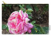 First Prize Rose Hybrid Tea Carry-all Pouch