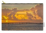 First Sunrise 2016 Carry-all Pouch
