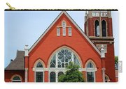 First United Methodist Church Tupelo Ms Carry-all Pouch