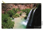 First View Of Havasu Falls Carry-all Pouch