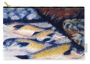 Fish And Shellfish Carry-all Pouch