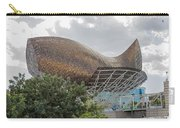 Fish By Frank Owen Gehry - Olympic Village - Barcelona Spain Carry-all Pouch