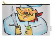 Fish Chef Carry-all Pouch