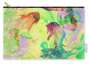 Fish Dreams Carry-all Pouch by Rachel Christine Nowicki