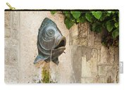 Fish Fountain Carry-all Pouch