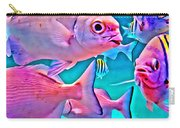 Fish Frenzy Carry-all Pouch