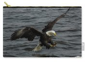 Fish Hooks Carry-all Pouch