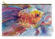 Fish II Carry-all Pouch