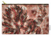 Fish In Cinnamon Mosaic 1 Carry-all Pouch