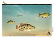Fish Life  Carry-all Pouch