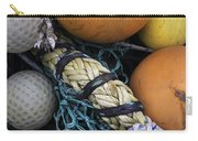 Fish Netting And Floats 0129 Carry-all Pouch