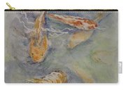 Fish Pond Carry-all Pouch