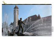 Fish Ride Landscape Carry-all Pouch